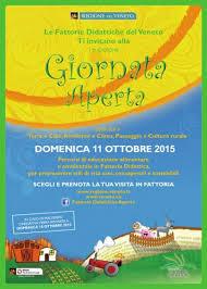 Domenica 11 ottobre fattoria didattica aperta la for Porte francesi della fattoria