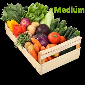 cassetta verdure medium