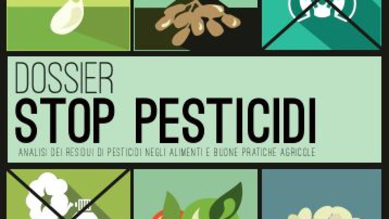 Dati allarmanti nel dossier di Legambiente sui residui dei pesticidi nei prodotti agricoli